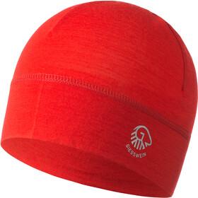 Giesswein Gamsstein Accesorios para la cabeza, rojo